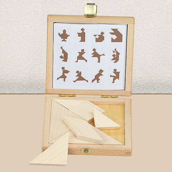 Pocketspiel Tangram